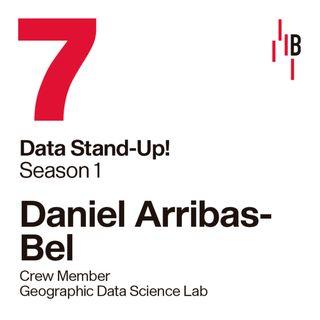 Daniel Arribas-Bel · Crew Member · Geographic Data Science Lab