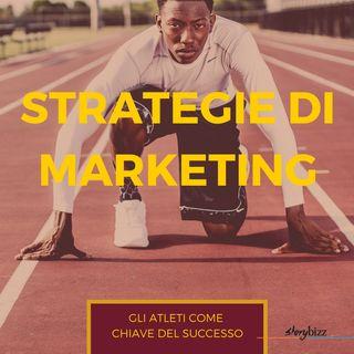 040 Strategie di marketing: gli atleti come chiave del successo