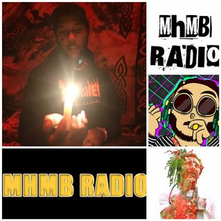 Live talk session with Dj Del.G & Interview with Boo The Hippie