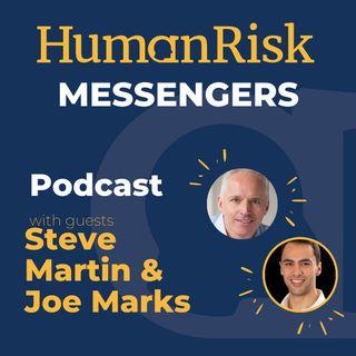 Steve Martin & Joe Marks on Messengers