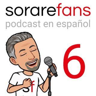 Podcast Sorare Fans 6 - AMA, solución de escalado y entrevista a Hargel