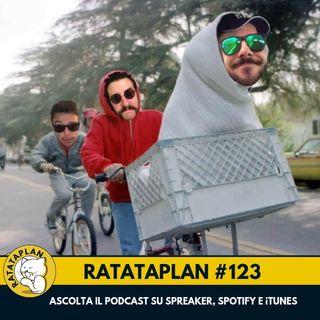 Ratataplan #123: TIRA E MOLLA