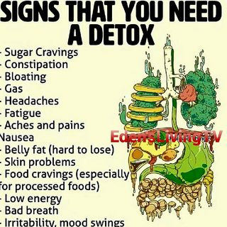 SIGNS YOU NEED A DETOX * WATC CH 57 ATLANTA