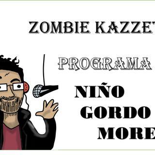 Zombie Kazzete Programa 15 - Pañuelo Verdes vs Azules y Un niño que habla con los peces.