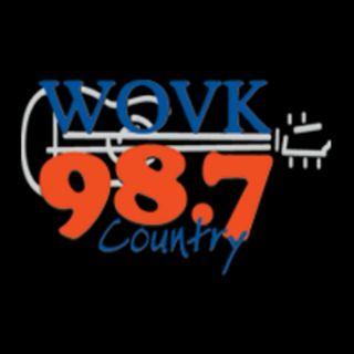 98.7 FM WOVK