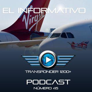 Virgin Atlantic solicita protección de bancarrota bajo el Capítulo 15