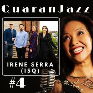 QuaranJazz episode #4 - Interview with Irene Serra