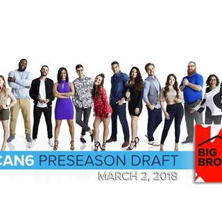 Big Brother Canada 6 | LFC Preseason Draft