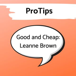Pro Tip Good and Cheap by Leanne Brown