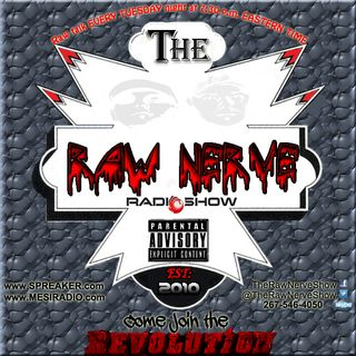 The Raw Nerve Show - 08-20-13
