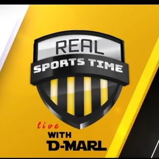 """Ep 18 - """"REAL SPORTS TIME PODCAST""""