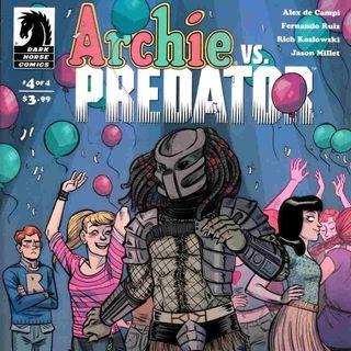 Source Material #187: Archie Versus Predator (Dark Horse Comics, 2015)