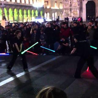 #rastignano Nuovo sport con spade laser