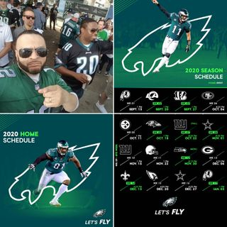 Eagles Vs Everybody Episode 35