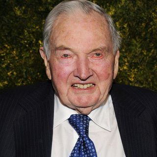 David Rockefeller...¿Iluminati?
