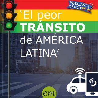 Ep#19 - 🇨🇴🇪🇨 El peor tránsito de América Latina