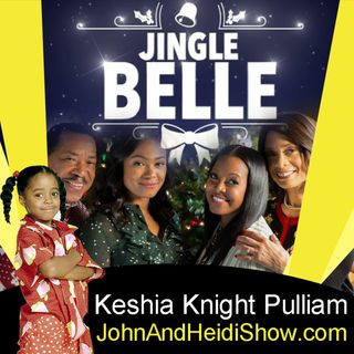 11-23-18-John And Heidi Show-KeshiaKnightPulliam-JingleBelle