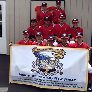 12U Raiders vs. Vienna Vipers(VA): Cooperstown Game #6