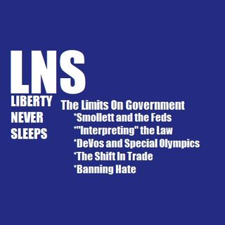 The Limits on Government 03/28/19 Vol. 6-- #60