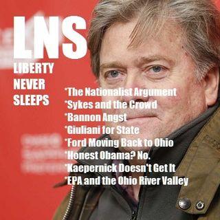 Liberty Never Sleeps 11/15/16 Show