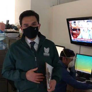 IMSS reporta saldo blanco