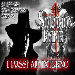 Audiolibro Solomon Kane 10 I Passi all interno
