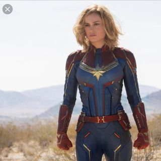 Captain Battle Marvel Angel