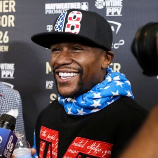 ☎️Floyd Mayweather To Pacquiao: I Beat You,🤕 Signed You✍🏽 I'm Your Boss😱
