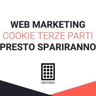 Quale alternativa verrà trovata per il web marketing dopo l'eliminazione dei cookie di terze parti?