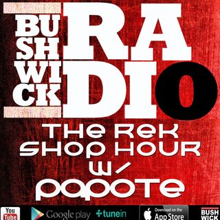 #strictlyhouse presents The Rek Shop Hour w/ Papote 6.12.18