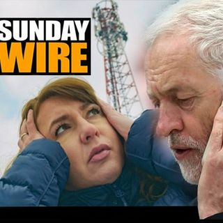 Episode #296 – Questioning 5G + LIVE from Labour Party Conference' with guests Iran R. Crane, Basil Valentine