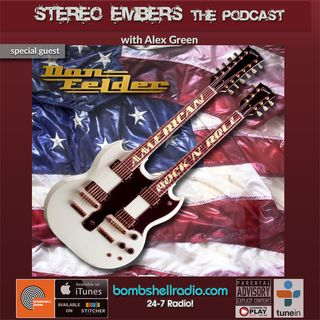 Stereo Embers The Podcast- Don Felder (The Eagles)