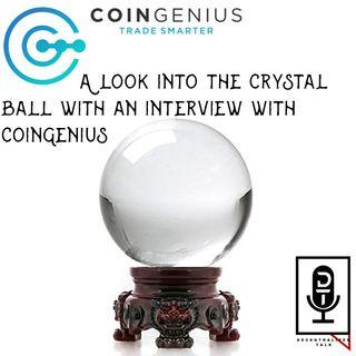 Episode 45: CoinGenius