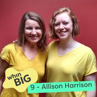 9 - Mentoring, Community and Facebook Groups, with Allison Harrison