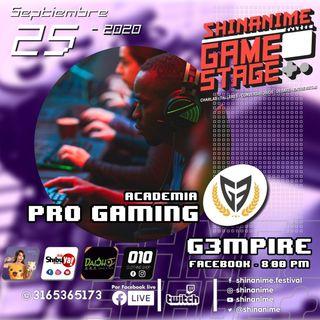 Academias Pro Gamer