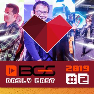 1UP Drops #80 - BGS 2019 Daily Cast 2
