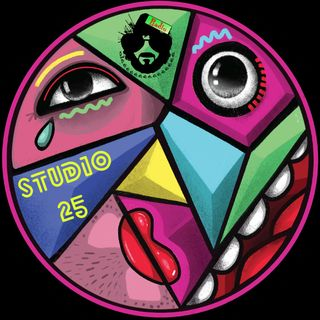 Studio 25 - Puntata 13 - Tuk Tuk... Afro?