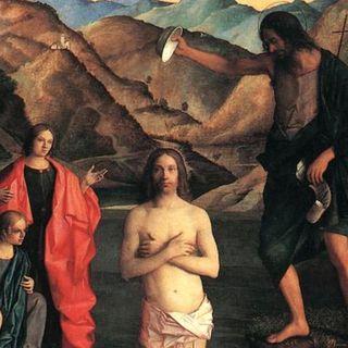 Pillole di teologia S01 E13 - Cos'è il battesimo? Cristiani si nasce o si diventa?
