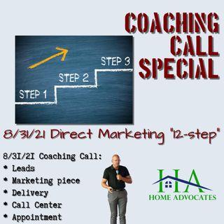 Direct Marketing for Pre-Foreclosure Listings | Eviction Moratorium | Home Advocates | 833-969-4673