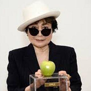 Yoko Ono The Art Of Giving