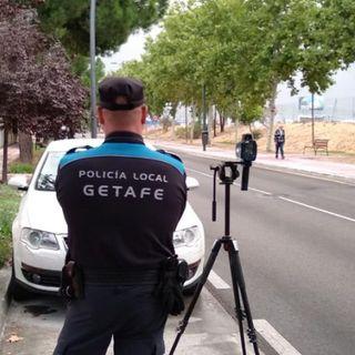 Radares móviles para controlar la velocidad en las avenidas