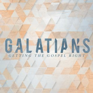 Galatians- To Be A Kid Again