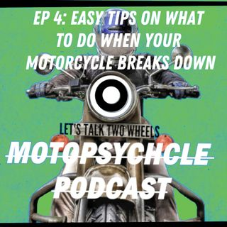 Easy Tips on what to do When your Motorcycle Breaks Down I #Episode4