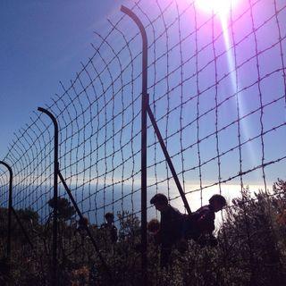 Puntata 92 | Abbiamo calpestato il confine