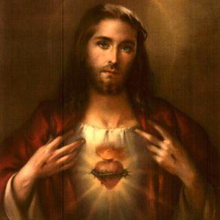 Sacred Heart Evening Prayer
