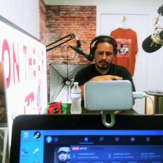 EP: 14 In the studio with Aaron Suarez