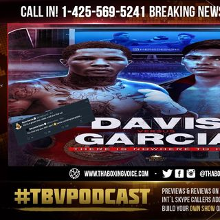☎️Breaking News: Gervonta Davis vs Ryan Garcia Official😱Tank Says Ryan Knows Sum Sh*t He Doesn't❗️