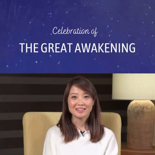 """Celebration of the Great Awakening"" Online Weekend Retreat : Opening Session with Frances Xu"