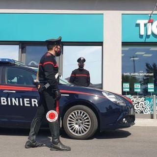 Furto sventato al Tigotà: i carabinieri bloccano due ladre. Merce restituita