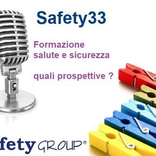 Safety33 webinar_ Formazione salute e sicurezza, quali prospettive_ con Prof. Rocco Vitale
